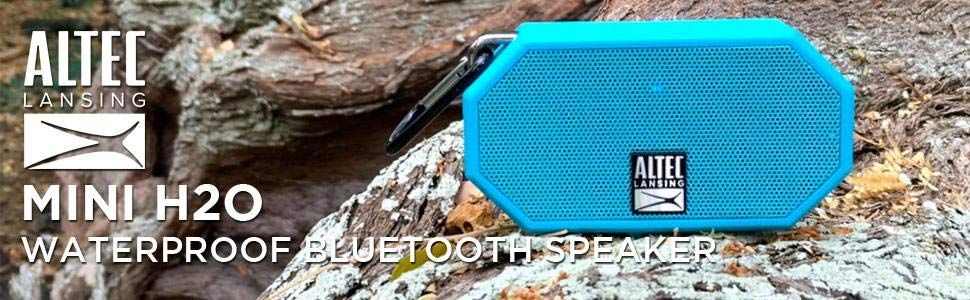 Altec Lansing IMW257 Mini H2O