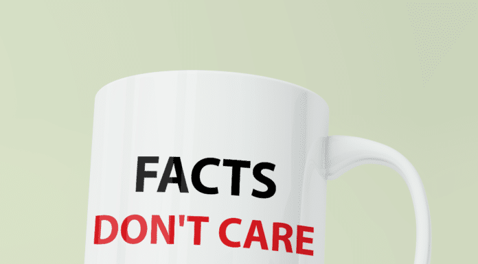 Facts dont care about your feelings