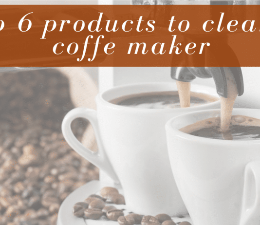 coffee maker cleaner