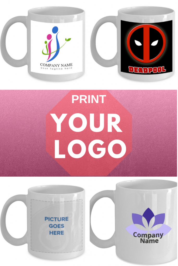 custom mug with your logo