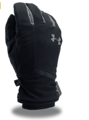 UNDER ARMOUR MEN'S UA WINDSTOPPER 2.0 GLOVES
