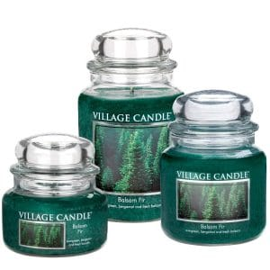 Village Candle Balsam Fir