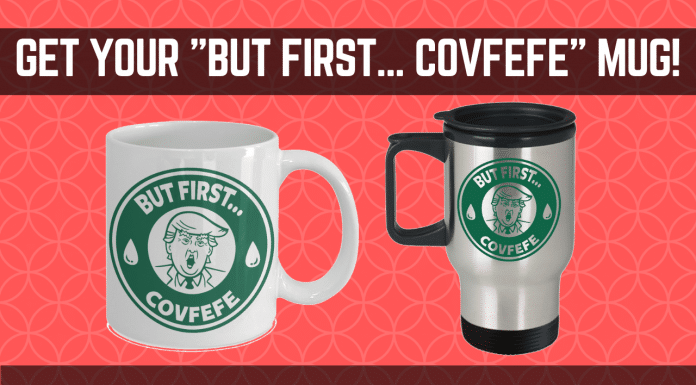 but first covfefe featured mug