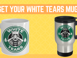 white tears mug featured