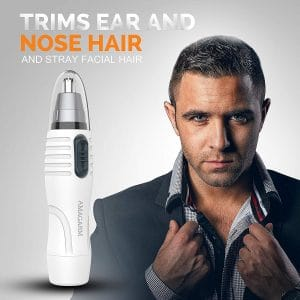 AMAGARM Electric Nose and Ear Hair Trimmer