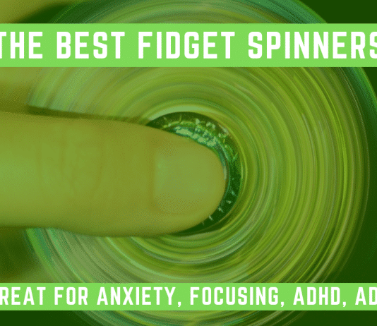 THE BEST FIDGET SPINNERS featured