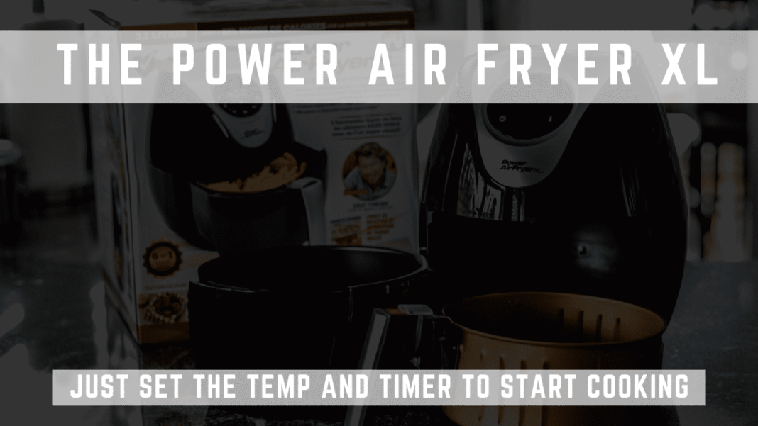 power air fryer xl featured