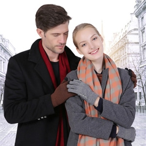 Achiou Winter Touchscreen Gloves