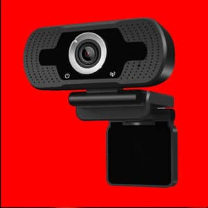 Dericam 1080P Full HD Live Streaming Webcam