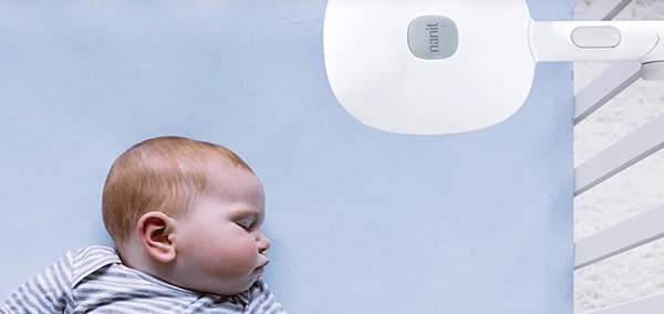 Nanit Smart Baby Monitor and Wall Mount