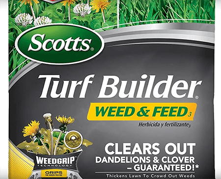 Scotts 25006A Turf Builder