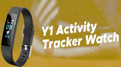 Y1 Activity Tracker Watch
