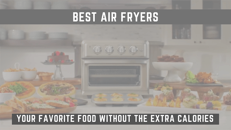 best air fryers featured