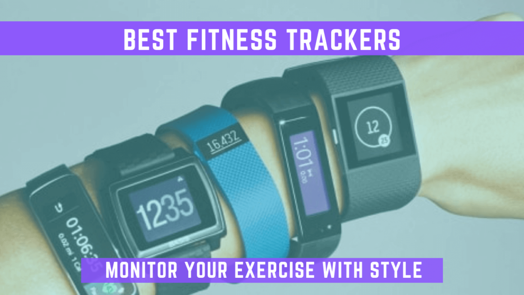 best fitness trackers featured