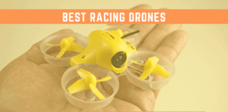 best racing drones featured