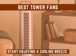 best tower fans featured