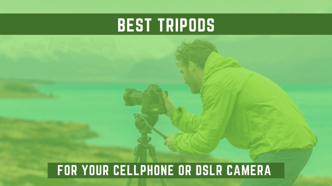 best tripods featured