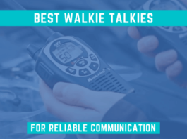 best walkie talkies featured