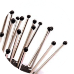 ionic brush Round Bristle Tips