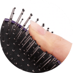 ionic brush Bristle Cushion