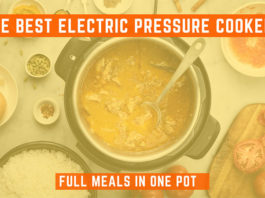 electric pressure cookers