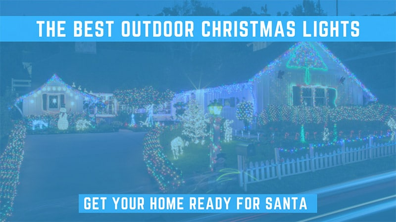 outdoor xmas lights