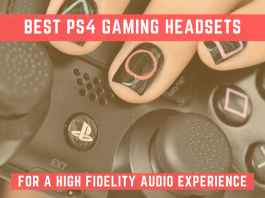 ps4 gaming headsets featured